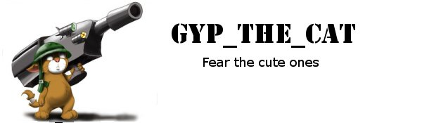 Gyp Signature Fear The Cute Ones