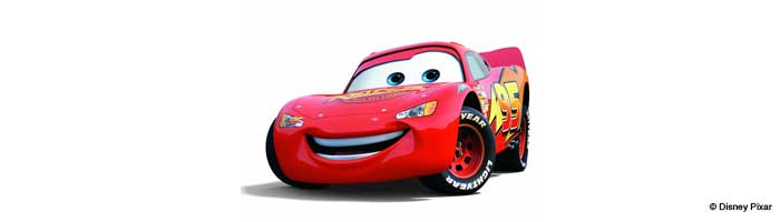 Why Does Lightening McQueen Stick His Tongue Out?