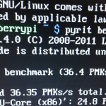 Pyrit Benchmark for Raspberry Pi