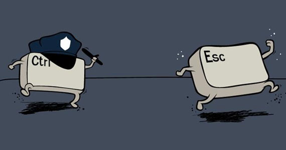 Control versus Escape