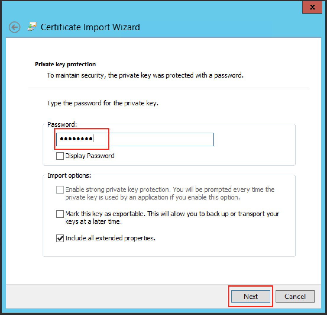 How to configure windows 2012 nps for radius authentication with p12 certificate install 02 xflitez Image collections