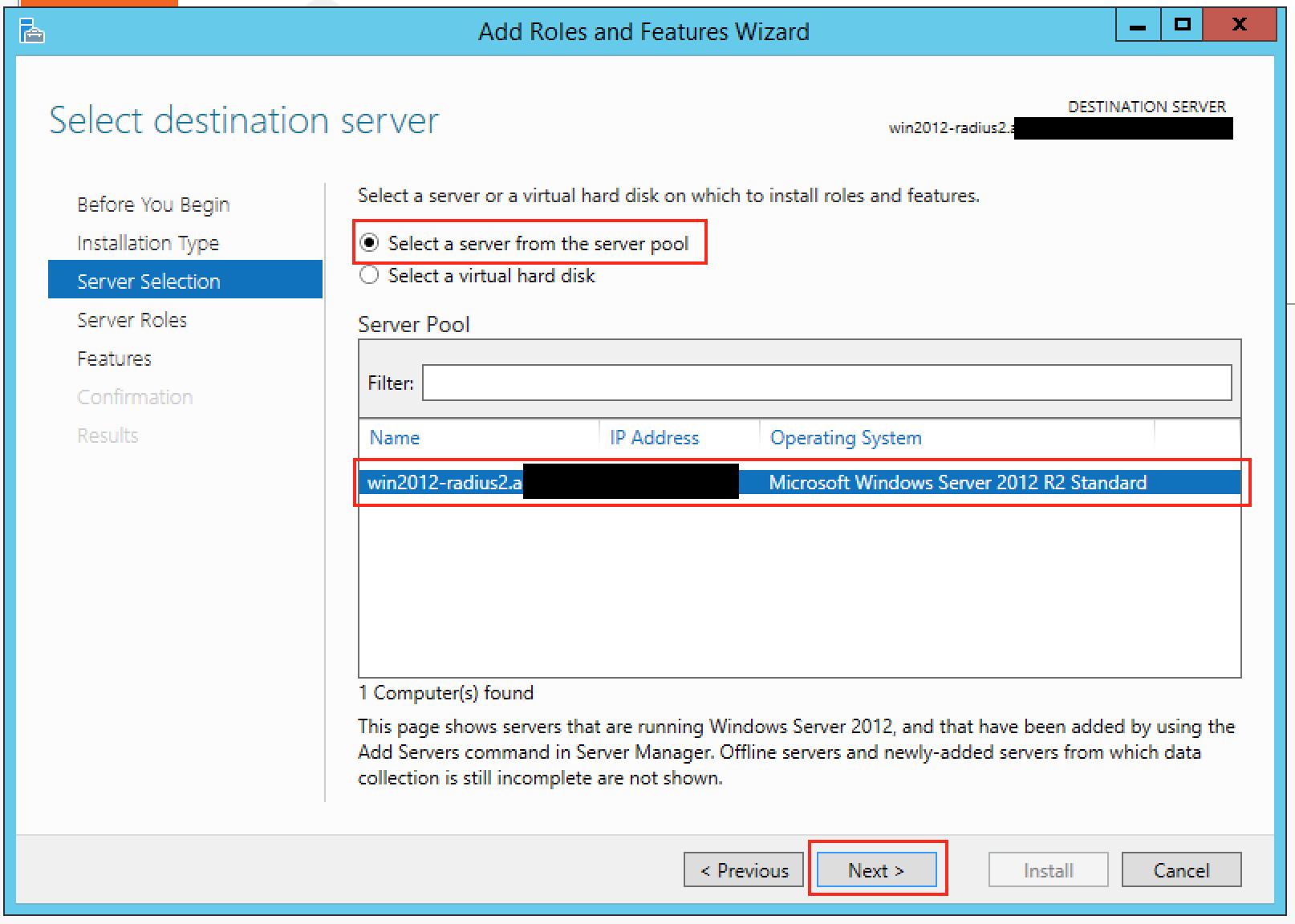 How to Configure Windows 2012 NPS for Radius Authentication