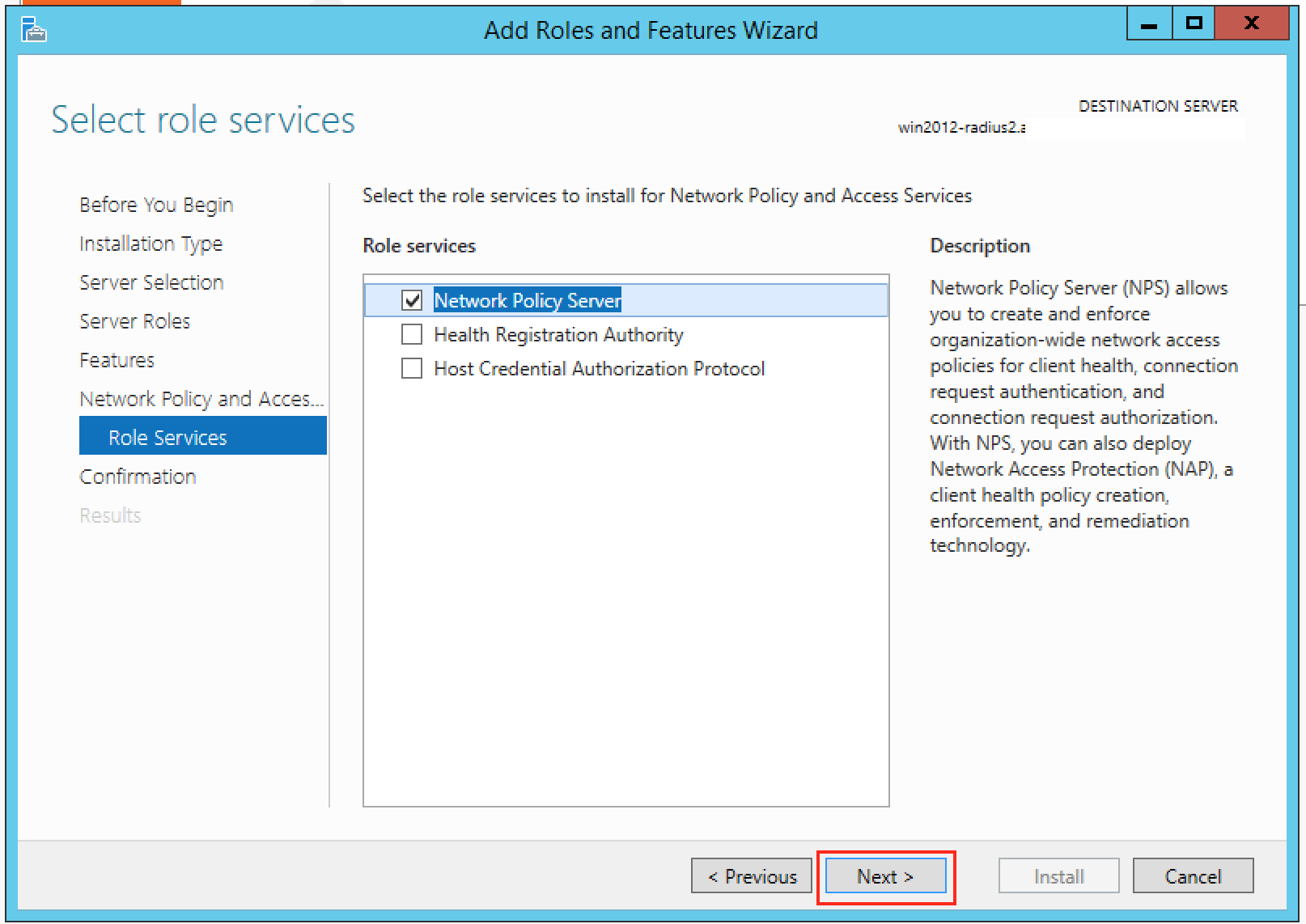How To Configure Windows 2012 Nps For Radius Authentication With